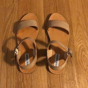 Steve Madden Zone Ankle Strap Sandals